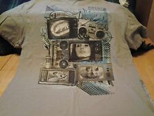 """ECKO UNLTD. """"ACTUAL FACTUAL"""" THEMED MEN'S TEE WITH AWESOME GRAPHICS-SIZE XXL"""