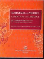 Willibald Lutz - Karneval der Medici für 2 Trompeten und 2 Posaunen