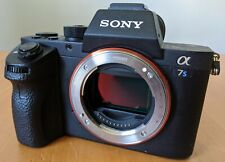 Sony Alpha A7S II Mirrorless Digital Camera - Black Body Only 4K video ILCE-7SM2