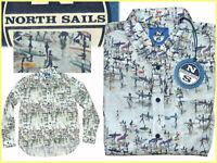 NORTH SAILS  Camisa Hombre Talla L M Europa / S M US !PRECIO DE SALDO¡  NS01 T1G