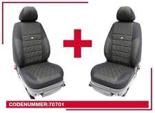 Maß Schonbezüge Mercedes B Klasse W246 Sitzbezüge Fahrer & Beifahrer 70701