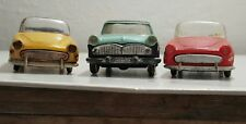 VNTG. SIMCA OCEANE TOY TBILISI USSR RUSSIA CCCP 1/43 AND CHAMBORD NOREV FRANCE