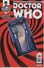 Doctor Who #6 New Adventures with the 11th Doctor comic book TV show series