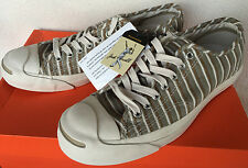 Converse Jack Purcell Signature Sneaker Stripes Tennis Shoes Men's 8 Nike Zm new