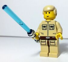 Lego Luke Skywalker cloud city 10123 Star wars figurine sw103 RARE