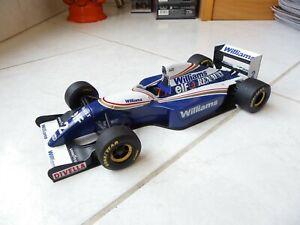 Williams Renault FW15 FW16 Ayrton Senna #2 1994 1/18 Minichamps F1 DEFAUTS