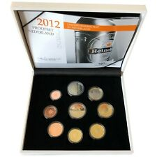Série Euro Belle Epreuve (BE) - Pays-Bas 2012