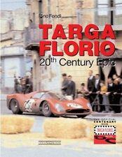 Targa Florio: 20th Century Epic New Hardcover Book Pino Fondi, Gianni Cancellier