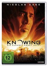 DVD * KNOWING -  NICOLAS CAGE # NEU OVP $