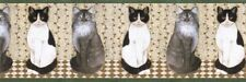 Cindy Sampson CATS Wallpaper Border AFR7104
