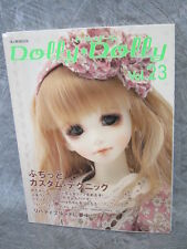 DOLLY DOLLY 23 Doll Book OOAK Outfit Blythe Momoko Betsy Volks Pullip SD Japan *