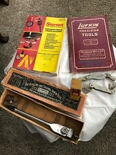 Vintage Tool Catalog And Small Tools Lot