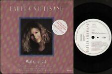 """BARBRA STREISAND With One Look  7"""" Ps, B/W Memory, 659342 7 (Vg/Ex, Sleeve Has S"""