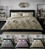 SNAKE SKIN Luxuries Printed Duvet Quilt Cover + Pillow Case Bedding Set All Size