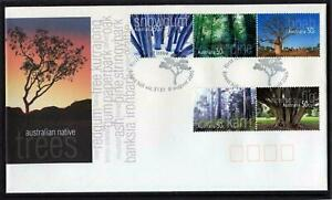 Australian Native Trees 2005 FDC First Day Cover
