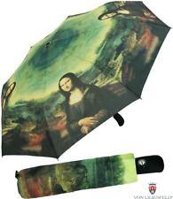Taschenschirm Regenschirm Leonardo da Vinci - Mona Lisa