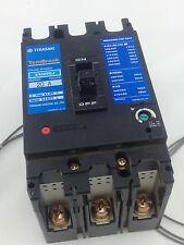 TERASAKIXS125CJ 20ATEMBREAK Circuit Breaker 3 Pole 690VAC 50-60HZ 20A 1 x CO