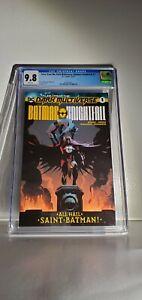 SUPER RARE DARK MULTIVERSE BATMAN KNIGHTFALL #1 - ALL HAIL S. BATMAN 💎  9.8 CGC