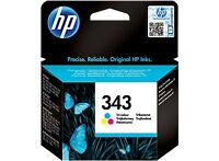 Cartuccia HP 343 Colore 3-Color - Originale cod. C8766EE Cartridge SCAD 2016