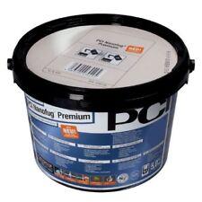 (3,21 �'�/kg) PCI Nanofug Premium 5kg 3012/7 Variabler Flexfugenmörtel dunkelbraun