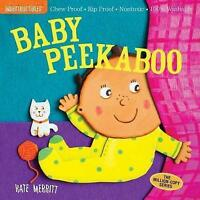 Indestructibles: Baby Peekaboo by Workman Publishing (Paperback, 2014)