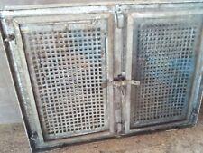 1 Stück Kellerfenster verzinkt Stahlblech Glas abschl.-Okal Fenster Bj. 70-80 -