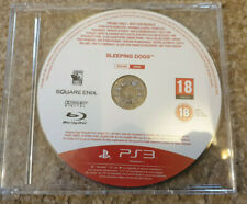 Sony Playstation 3 PS3 Game Sleeping Dogs Promo Version