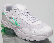 Puma CELL Ultra Transparent Men's White Green Glimmer Lifestyle Sneakers Shoes