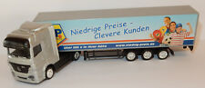 ELAWO HO 1/87 CAMION REMORQUE TRUCK TRAILER MB ACTROS NP  NIEDRIG-PREIS CLEVERE
