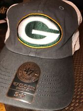 NFL Green Bay Packers '47 Brand Stretch Fit S/M Hat