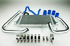 Front Mount Aluminium Alloy Intercooler Kit Pour Audi A4 B5 1.8 T 20 V