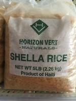 Shella Rice - Riz Shella - Twin pack 5lbs x 2