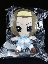K-On!! Plush Doll Strap official Gift TBS Limited Ritsu Tainaka New