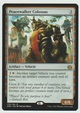 Peacewalker Colossus Aether Revolt Magic The Gathering rare artifact Card MTG