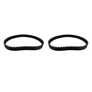 (2) Belts for Electrolux Vacuum Cleaner Belt 7527-9, 7527-3 - NEW