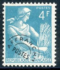 STAMP / TIMBRE FRANCE PREOBLITERE NEUF N° 106 ** TYPE MOISSONNEUSE