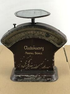 Antique Postal Letter Weighing Scales