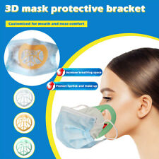 5X Face Cover Inner Support 3D Bracket More Space For Breathing non-stick nose