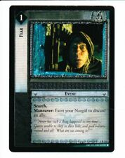 LORD OF THE RINGS CCG FotR  FEAR