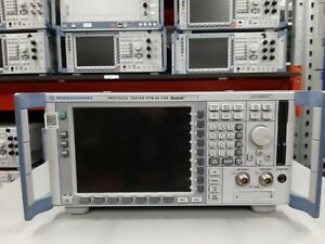 Rohde & Schwarz PTW 60 Protocol Tester for Bluetooth, See options!