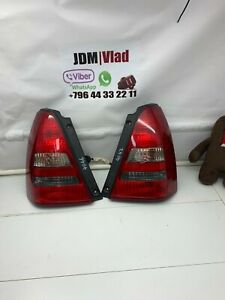 JDM Tail Lights Lamps PAIR Subaru FORESTER SG5 SG9 2002-2005