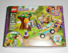 LEGO Friends Mia's Forest Adventure 41363 134  Piece Building Set Toy NIB
