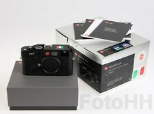 """LEICA M7 """"TEST CAMERA ITALY"""" 0.72  WITH SERIALNUMBER : 2785778"""