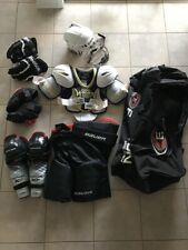 Ice Hockey / Inline gear - shin pads, gloves, helmet etc. CCM / Bauer