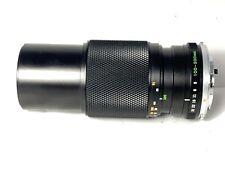 Olympus OM-System S Zuiko Auto-Zoom 100-200mm f5 Lens