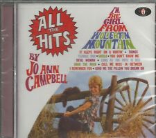 BY JO ANN CAMPBELL  - CD - All The Hits  - Her Complete Cameo - BRAND NEW