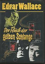 Edgar Wallace - Der Fluch der gelben Schlange  DVD