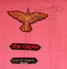 vintage THE CROW -- CITY OF ANGELS video store mobile hanging display