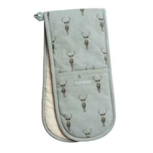 Sophie Allport Stag Oven Gloves *Free P&P*