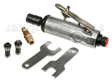 """1/4"""" & 1/8"""" Combo Mini Air Die Grinder Tool with Rear Exhaust"""